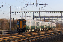 The New Order (Treflyn) Tags: gwr class 387 387158 suttons business park outskirts reading london paddington service