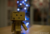 14/365 2018 Don't Look At The Light (crezzy1976) Tags: nikon d3300 nikkor40mm crezzy1976 photographybyneilcresswell photoaday indoor bokeh danbo danboard lights blur 365 365challenge2018 day14