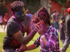 Don't Mind, It's Holi (views@vista) Tags: celebrations colors festivalofcolors holi india outdoor people traditional festival