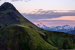 Iceland's Laugavegur Trail (Kyle Wurtz) Tags: europe fujixt2 iceland laugavegur landscape travel sunrise hiking