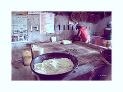 Casa da Tapioca - Natal (o.dirce) Tags: farinha tapioca cozinha cozinheira natal casadatapioca odirce