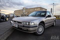 Honda Accord ´90 (B&B Kristinsson) Tags: fornbílaklúbburíslands fornbílaklúbburinn classiccar reykjavik iceland