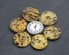 Seven... (Hans Kool) Tags: seven zeven 7 watch horloge uurwerk time tijd wijzerplaat horloges circle cirkel watchmaker horlogemaker inheritance