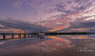 Florida Life: Palm City Sunrise