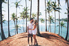 Sampo & Noora (tropeone) Tags: 35mm bokeh mirissa srilanka portrait travel beach beachlife ceylon noora sampo couple travelogue blonde girl