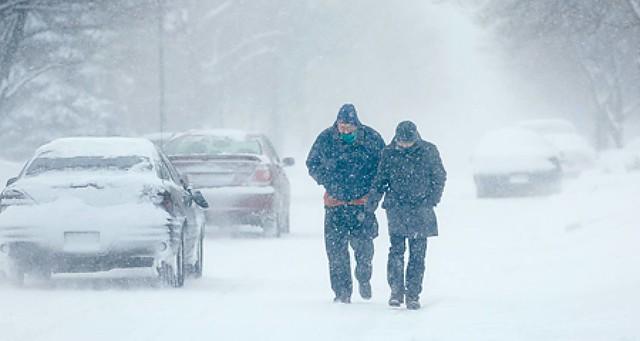 Снегопад вСамарской области продлится три дня