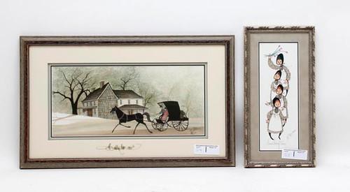 Choice Framed Moss Print ($291.20)