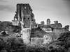 Corfe Castle (Andrew Bloomfield Photography) Tags: wwwandrewbloomfieldphotographycouk andrewbloomfieldphotography landscape momo castle corfecastle corfe dorset england uk englishcountryside ruins tower englishcastle