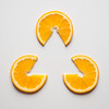 Triangle Orange (nophoto4jojo) Tags: activeassignmentweekly orange triangle shape geometry food art organic graphic juxtaposition nikon d700 2470 lightroom bestofweek1 besofweek2 bestofweek3