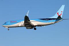 G-TAWI_06 (GH@BHD) Tags: gtawi boeing 737 737800 b738 b737 738 by tom thomsonairways tui ace gcrr arrecifeairport arrecife lanzarote airliner aircraft aviation