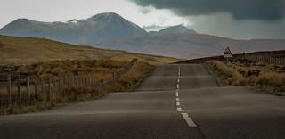 Road trip to Scotland