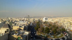 20180123_184539 (afs.harp) Tags: tehran street squre building sky cars iran city