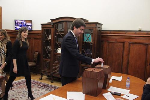 Eleições no Grupo Parlamentar do PSD