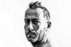 Self III (#Weybridge Photographer) Tags: adobe lightroom canon eos dslr slr 5d mk ii mkii high contrast key studio portrait monochrome beard