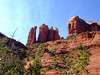 Cathedral Spires (Jack and Helen Frye Story) Tags: sedona cathedralrock sacred arizona hiking