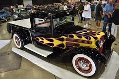 2018 Grand National Roadster Show (USautos98) Tags: ford pickuptruck traditionalhotrod streetrod custom flames grandnationalroadstershow gnrs pomona california
