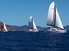 After the start (Royal BVI Yacht Club) Tags: sailing bvi yachting manhattan water boats