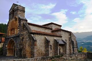 Iglesia Santa Maria la Real Piasca