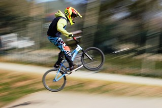 BMX: riders with lion hearts!