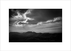 Timanfaya (tkimages2011) Tags: olympus digital timanfaya national park lanzarote volcano mountains landscape mono monochrome clouds outdoor outside spanish canary island em10