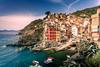 Riomaggiore, Cinque Terre (frankallanhansen) Tags: riomaggiore cinqueterre
