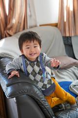 Morning time (jmarnaud) Tags: japan 2018 winter family aichi mikawa toyokawa yuki morning home