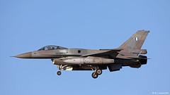 Hellenic Air Force Lockheed Martin F-16C Fighting Falcon '015', 335 Mira, TLP 2018-1, Albacete AFB/LEAB (Mosh70) Tags: albaceteairbase leab tacticalleadershipprogramme tlp tlp20181 luftwaffe eurofighteref2000typhoon hellenicairforce f16c generaldynamics fightingfalcon f16cfightingfalcon