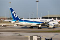 ANA B787-8 DREAMLINER JA878A 001 (A.S. Kevin N.V.M.M. Chung) Tags: aviation aircraft aeroplane airport plane spotting kul airside 787 b7878 dreamliner ana apron