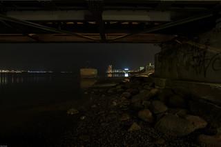 Aalborg by night 1