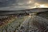 The sun came out... (Andrew Mowbray) Tags: moatlow peakdistrict peakdistrictnationalpark snow limestone whitepeak derbyshire