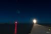 Lighthouse Flare (TheBeardPhotography) Tags: milky way stars long exposure treeline lake night photography galaxy