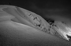 Velebit (Leonardo Đogaš) Tags: velebit svetobrdo hrvatska winter zima snijeg snow leonardođogaš mountain cloud blackwhite sky