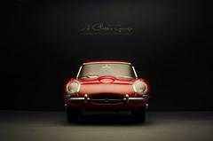 1963 Jaguar E Type Series I 3.8 Coupe (aJ Leong) Tags: 1963 jaguar e type series i 38 coupe 118 autoart classic cars vintage vehicles automobile garage scale model photography aclassicgarage