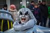 Alien #2 (Howdys) Tags: fasnet fasching weiberfasnet fatthursday umzug parade karneval carnival kostüm makeup perücke alien extraterrestrische ufo deutschland oberschwaben upper swabia aulendorf nikon d7100