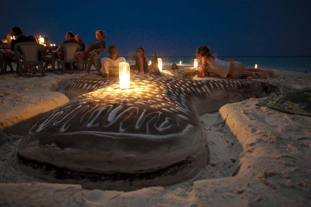 BBQ on the Beach