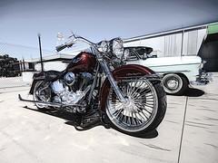 Harley (Thunder1203) Tags: australia canon canonaustralia cars classiccars customcars hdr hotrods luminar ononephotoraw photomatix topazstudio aurorahdr