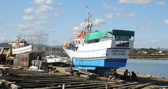 Fuseta 2017 - O Barco 'Montepesca' (Markus Lüske) Tags: portugal algarve ria riaformosa formosa fuseta barco boot ship boat lueske lüske montepesca