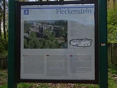 Château du Fleckenstein (Edouard55) Tags: france grandest lembach d525 vosgesdunord parcnaturelrégional