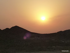 Uruk sunset (1).jpg (tobeytravels) Tags: uruk iraq sumer babylonia gigamesh seleucid parthian mesopotamia enmerkar neobabylonian temple eanna anu ziggurat orchoe sargon sumeriankinglist