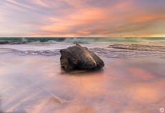 Standing Strong (John_Armytage) Tags: johnarmytage sky turrimetta turrimettabeach nsw australia northernbeaches sunrise seascape nikond850 nikon nisi rock reflection