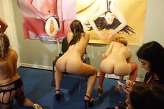 Venus Berlin 2017 - Salma de Nora Crew (Alf Igel) Tags: salmacenora juliadelucia gangbang partygirls mallorca erotikmesse erotikfair eroticconvention erotic erotik venus berlin venusberlin venusberlin2017