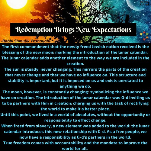 Redemption Brings New Expectations (1)