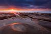 20% chance of rain (PhotoJacko - Jackie Novak) Tags: sandiego cuvierpark sunset tidepools ocean seascape nature california clouds rain darylbensonnd3reversegnd lajolla