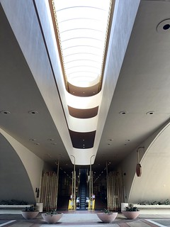 Entrance, Marin County Civic Center
