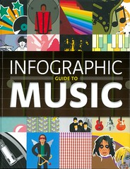 Infographic Guide to Music (Vernon Barford School Library) Tags: grahambetts graham betts infographic infographics graphics charts statistics trivia music musicians vernon barford library libraries new recent book books read reading reads junior high middle school nonfiction hardcover hard cover hardcovers covers bookcover bookcovers paperoverboard pob 9781844037537 comics cartoons