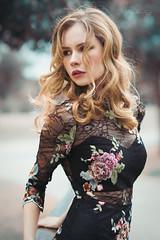 Bohemia by javier_jayma - Fotografía y Edición: Javier Jayma @javier_jayma MakeUp & Hair: Jessie Arte y Estilo. @jessie_arteyestilo Modelo: Kris Gor  Vestido: Bohemia / (boutieque)