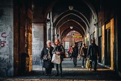 Life in Sottoripa (FButzi) Tags: genova genoa liguria italia italy sottoripa people light street