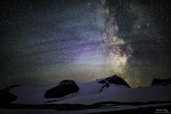 Far Beyond the Sun (ScenicMotion) Tags: norway galdhøpiggen jotunheimen jotunheimennasjonalpark alltitude milkyway nightsky nightphotography nightscape canon5dmkiv canon35f14mkii astrophotography juvasshytta 2469