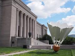 (procrast8) Tags: kansas city mo missouri nelson atkins museum sculpture art
