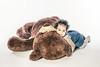Brother Bear (charenty) Tags: studio highkey portrait love cute teddy bear aperturewoolwich hugs